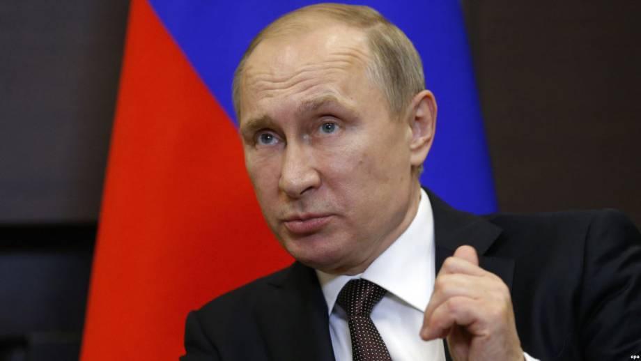 МИД Украины: визит Путина в Крым является грубым нарушением международного права