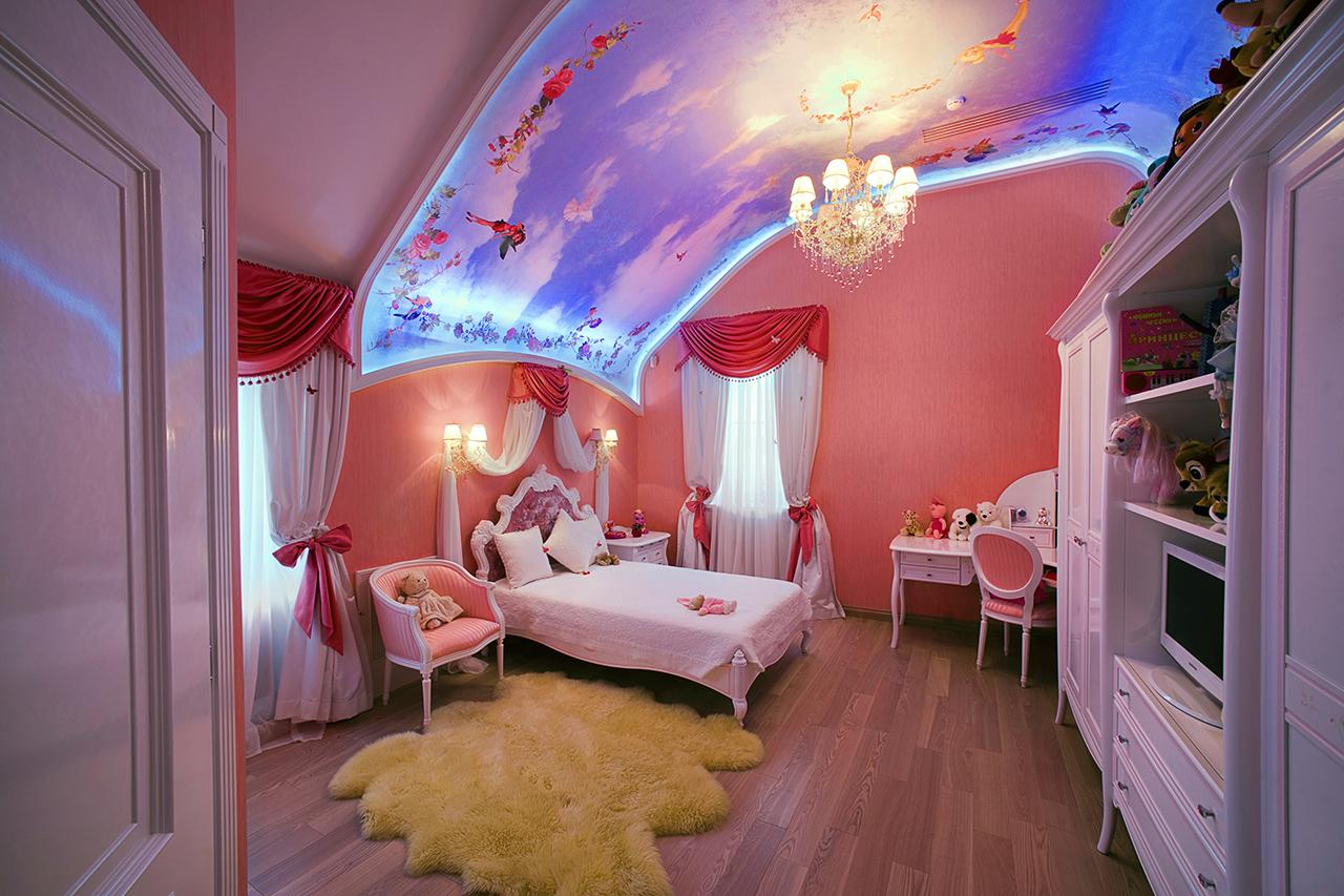 спальные комнаты. Интерьерная фотосъемка в Москве