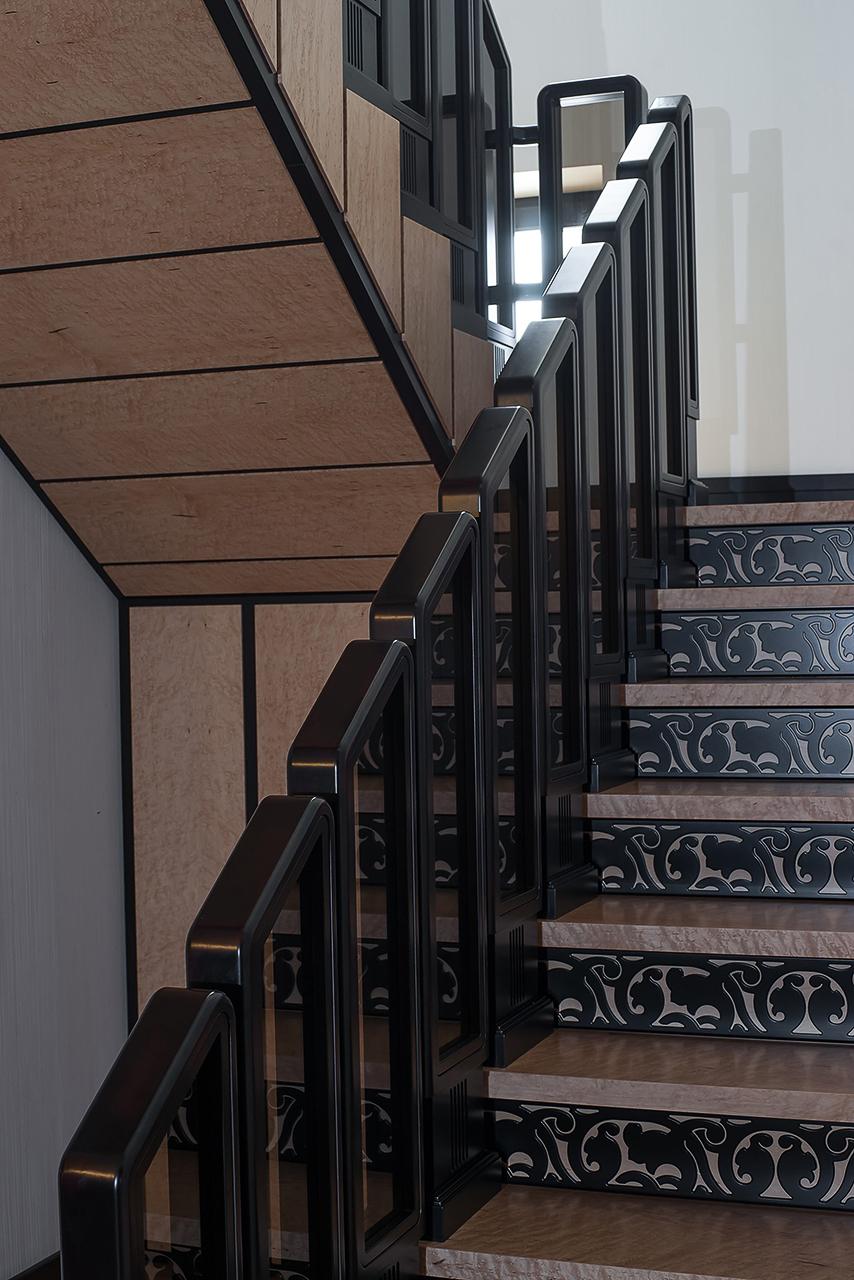 фотосъемка для портфолио: лестница в интерьере