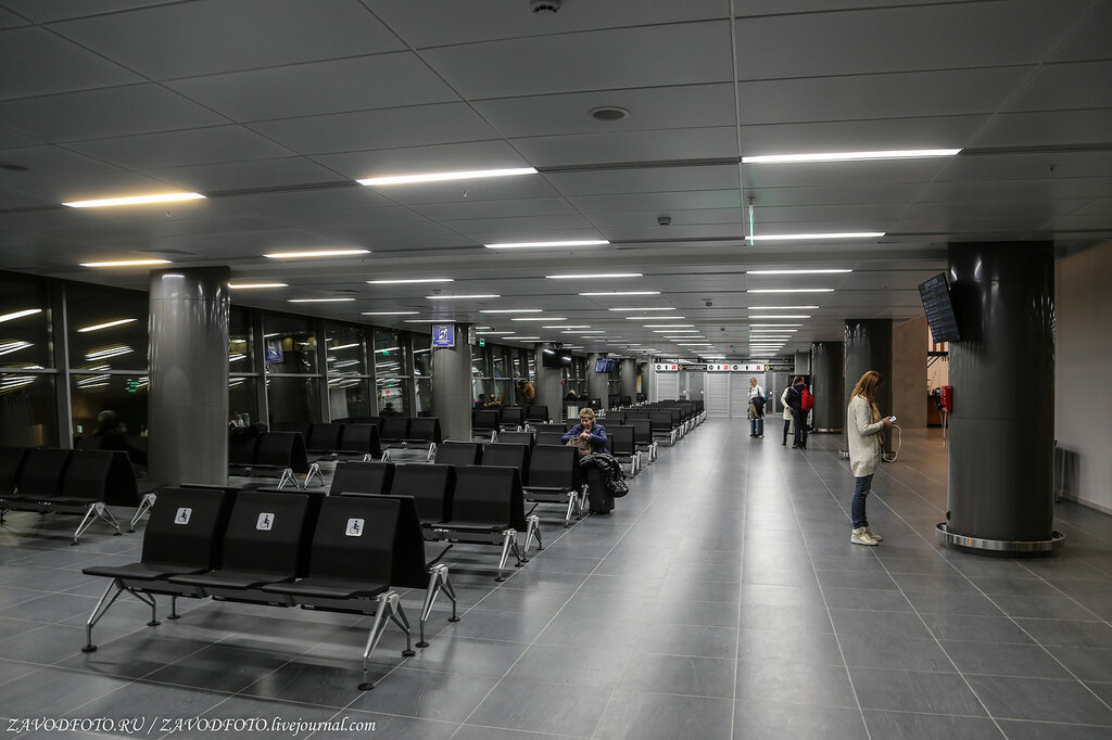 Какой он новый пермский аэропорт