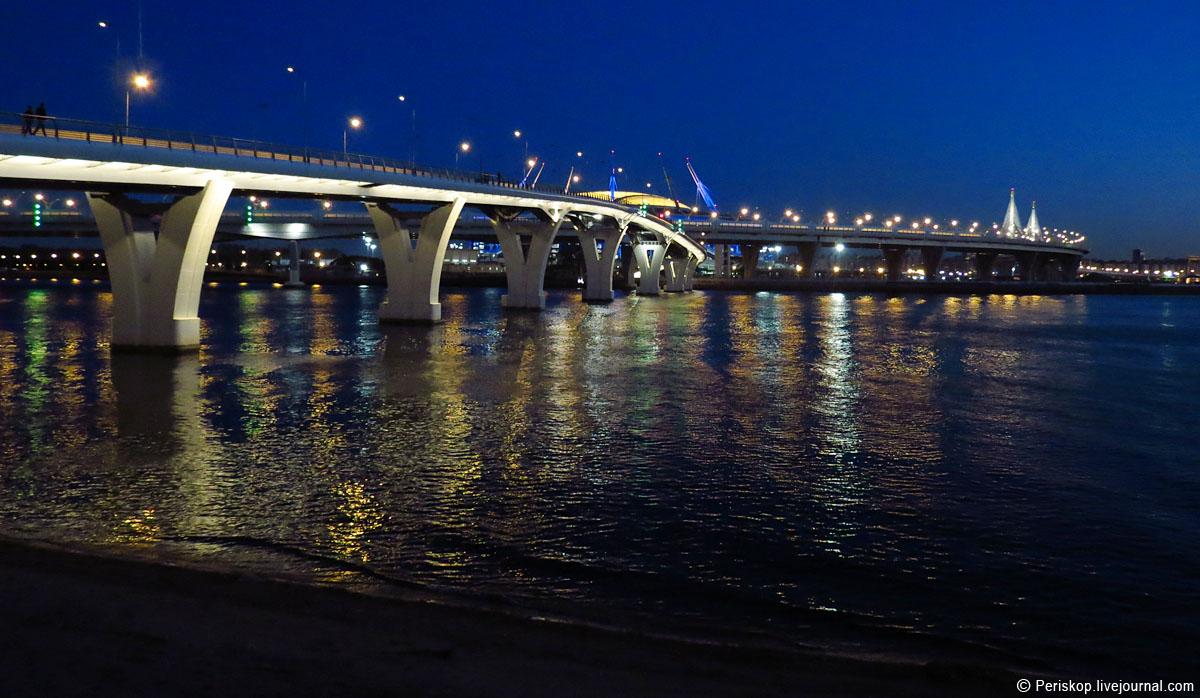 яхтенный мост фото