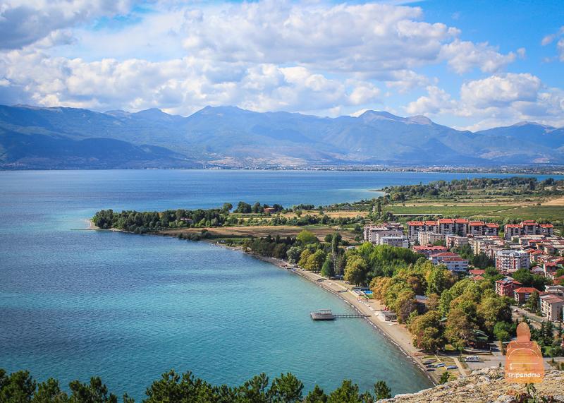 Пляжный отдых в Охриде