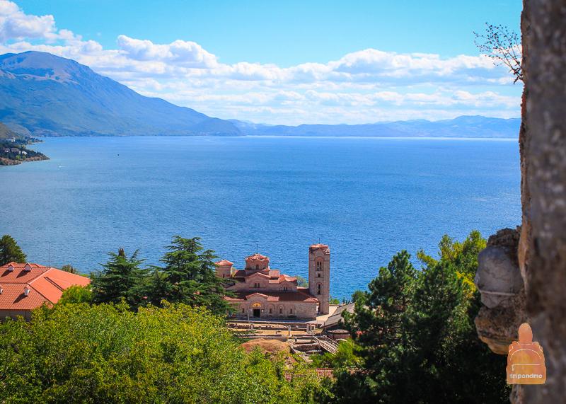 Озеро Охрид - старейшее на Балканах