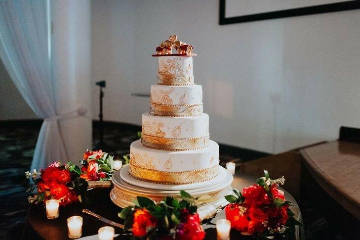 0 178269 225a5733 XL - Тенденции в изготовлении свадебных тортов на 2018 год