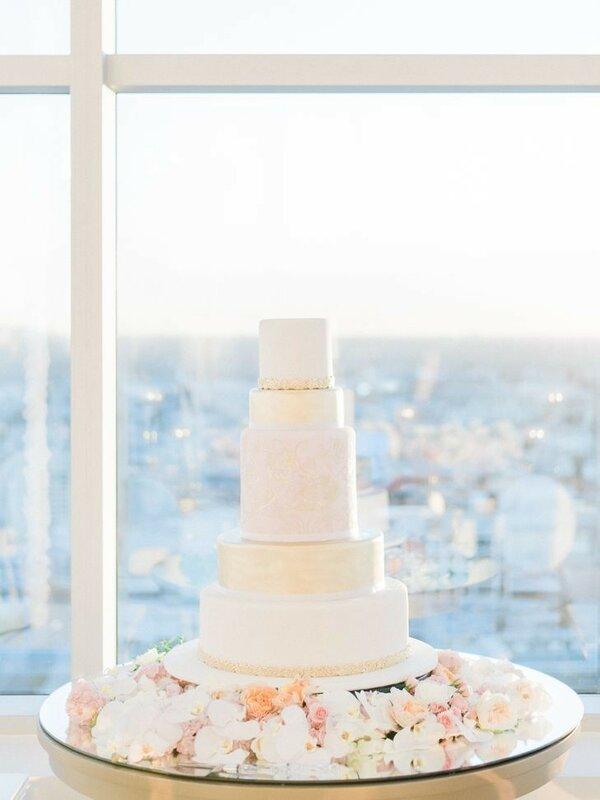 0 17826b 306afca7 XL - Тенденции в изготовлении свадебных тортов на 2018 год