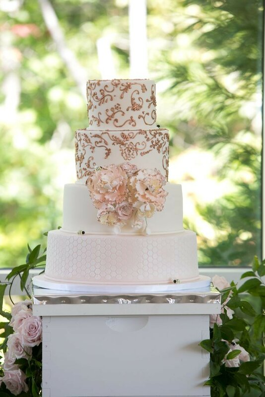 0 17826c 42e663a XL - Тенденции в изготовлении свадебных тортов на 2018 год