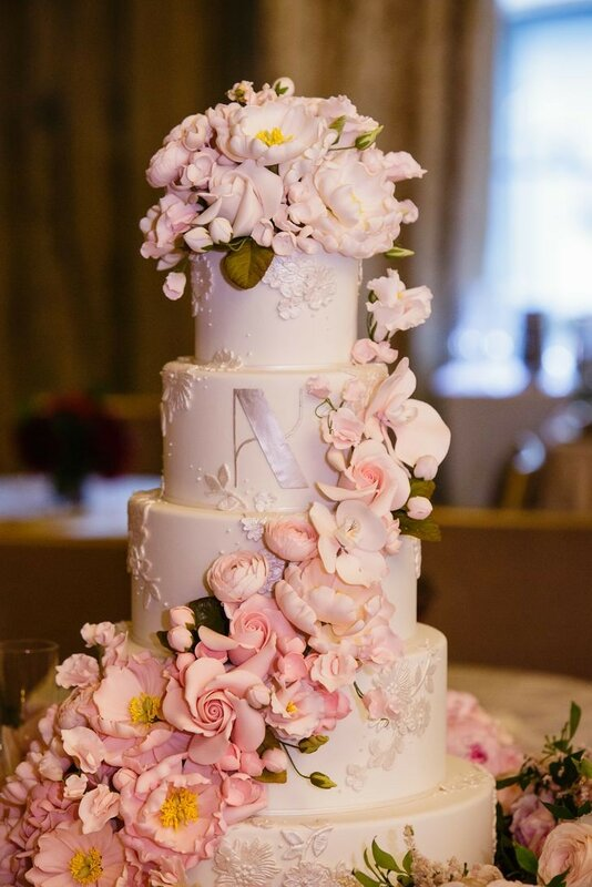 0 178271 5dd3e7b XL - Тенденции в изготовлении свадебных тортов на 2018 год
