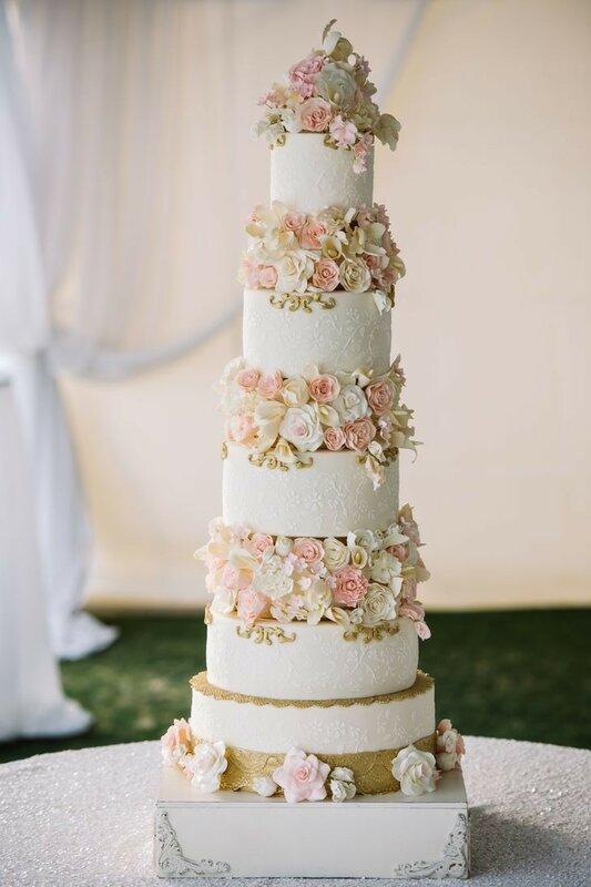 0 178292 77fbf221 XL - Кондитерское вдохновение 2017-2018: свадебные торты