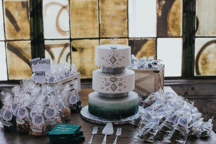 0 178293 b8d3e182 XL - Кондитерское вдохновение 2017-2018: свадебные торты