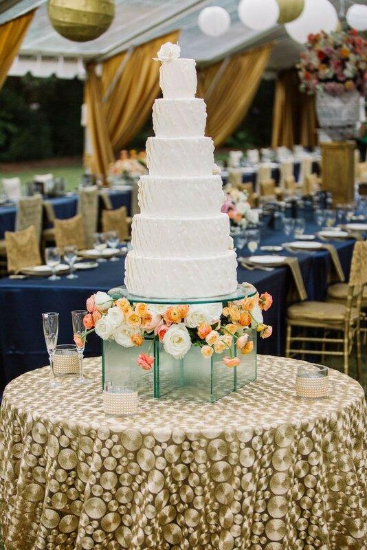 0 1782ae 40d18b9c XL - Кондитерское вдохновение 2017-2018: свадебные торты