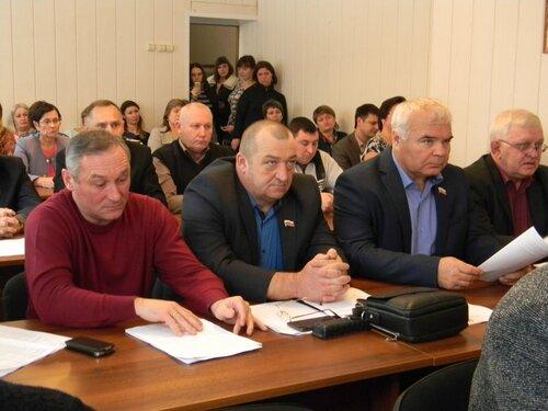 Сессия по отставке главы в Барабинске