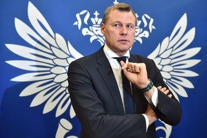 Суд арестовал счета бывшего руководителя «Почты России»