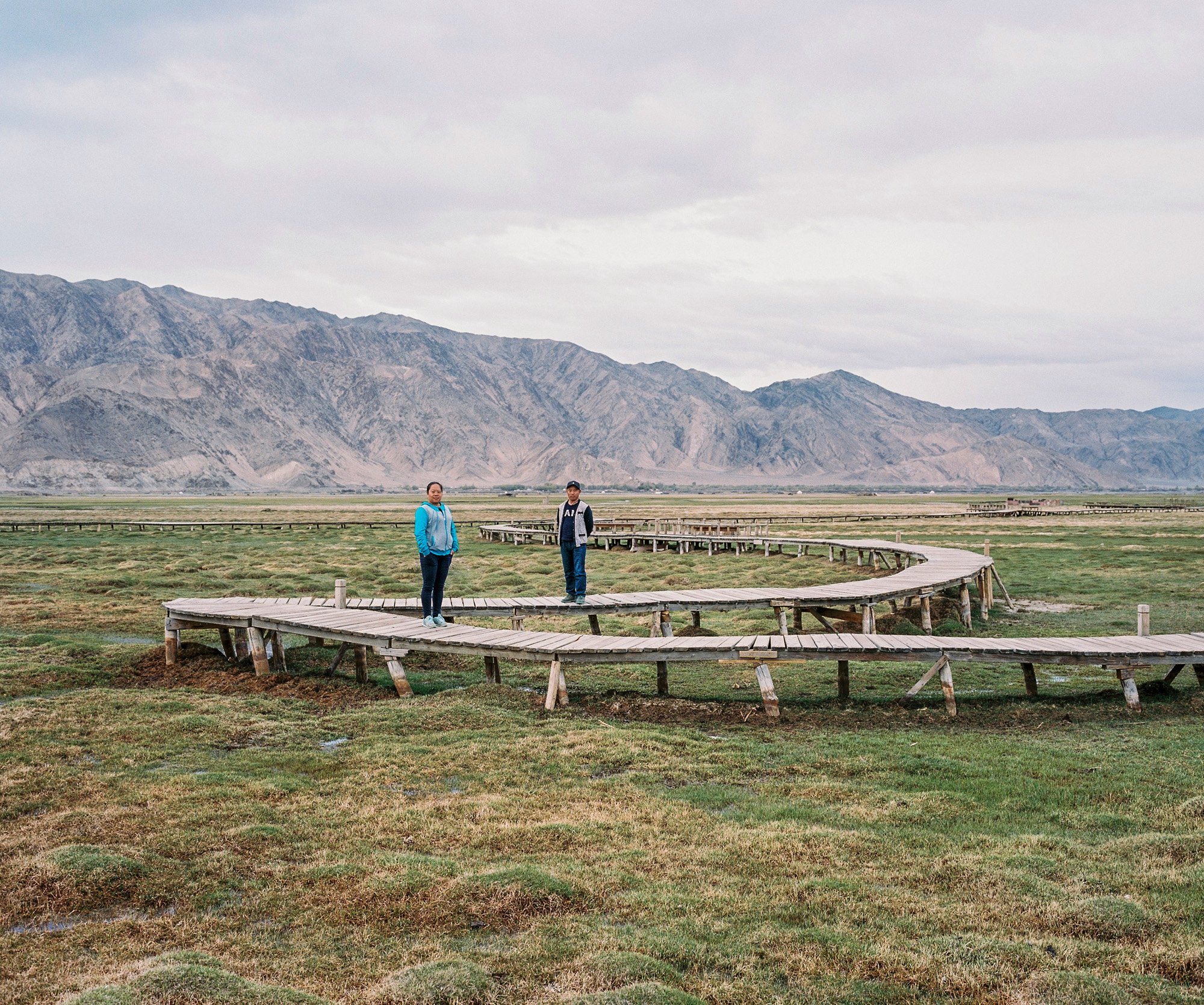 Stunning Images of China's Xinjiang Region by Patrick Wack