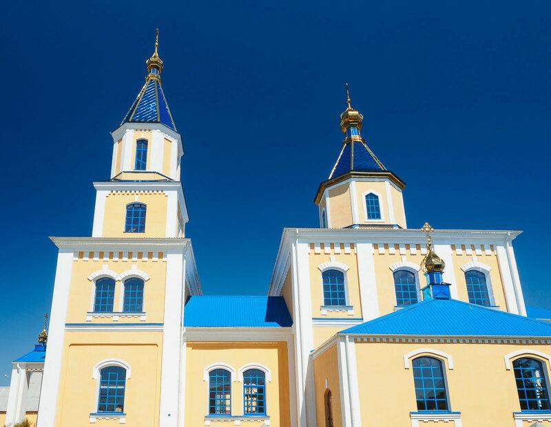 Покровская церковь (1901 г).