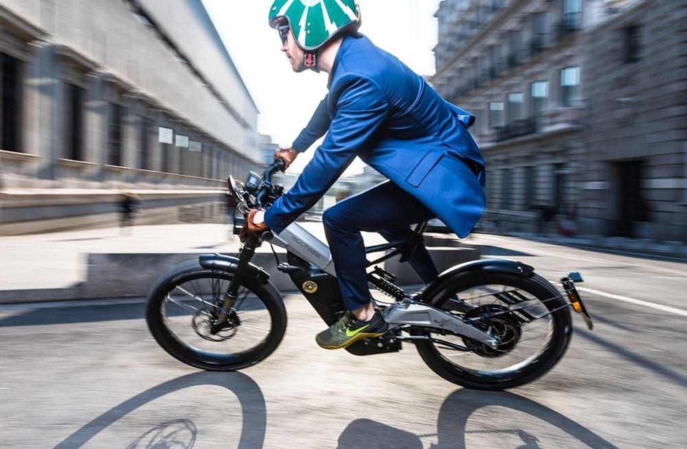 Электромопед Bultaco Albero