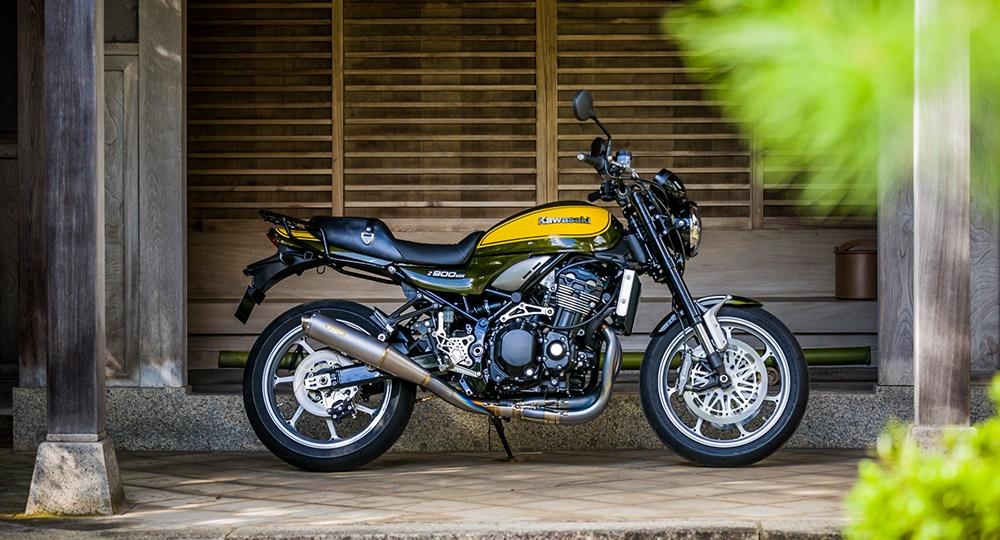 Проект «Beyond Z»: Кастом Bito R&D Kawasaki Z900RS