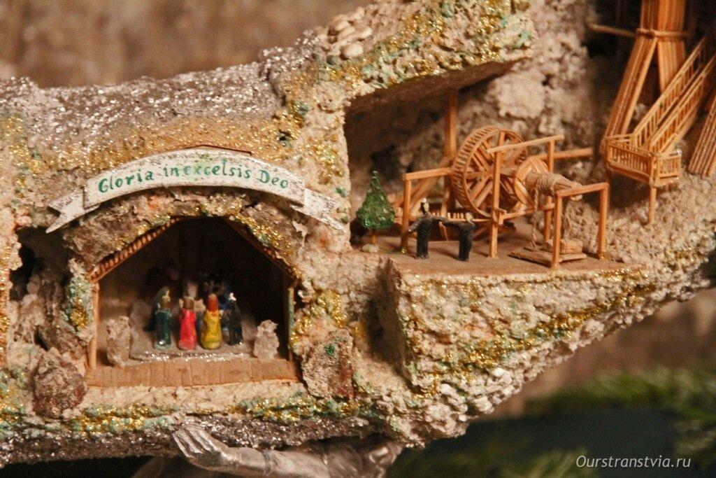 Соляные миниатюры Велички