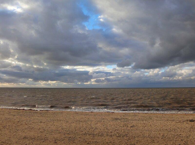 В небесах, в море ... На финише октября, в городе у моря Азовского. (46).JPG