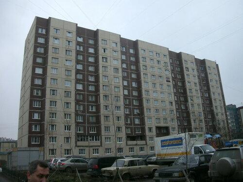 ул. Ижорского Батальона 19