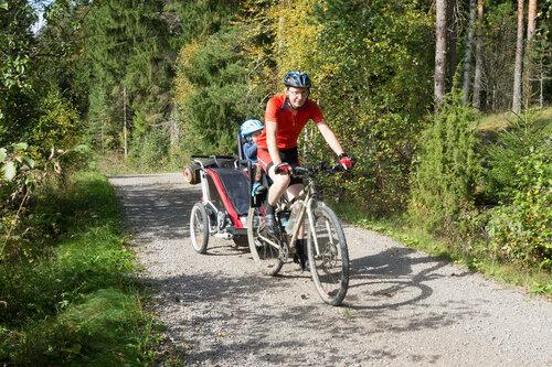Велопоход по Финляндии с ребенком