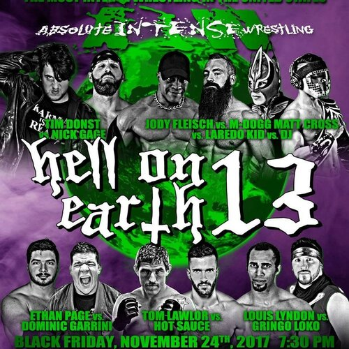 Post image of AIW Hell On Earth 13