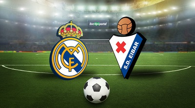 Реал Мадрид - Эйбар обзор матча (22.10.2017)
