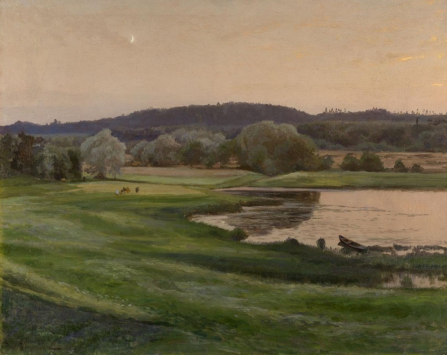 Twilight , 1910.