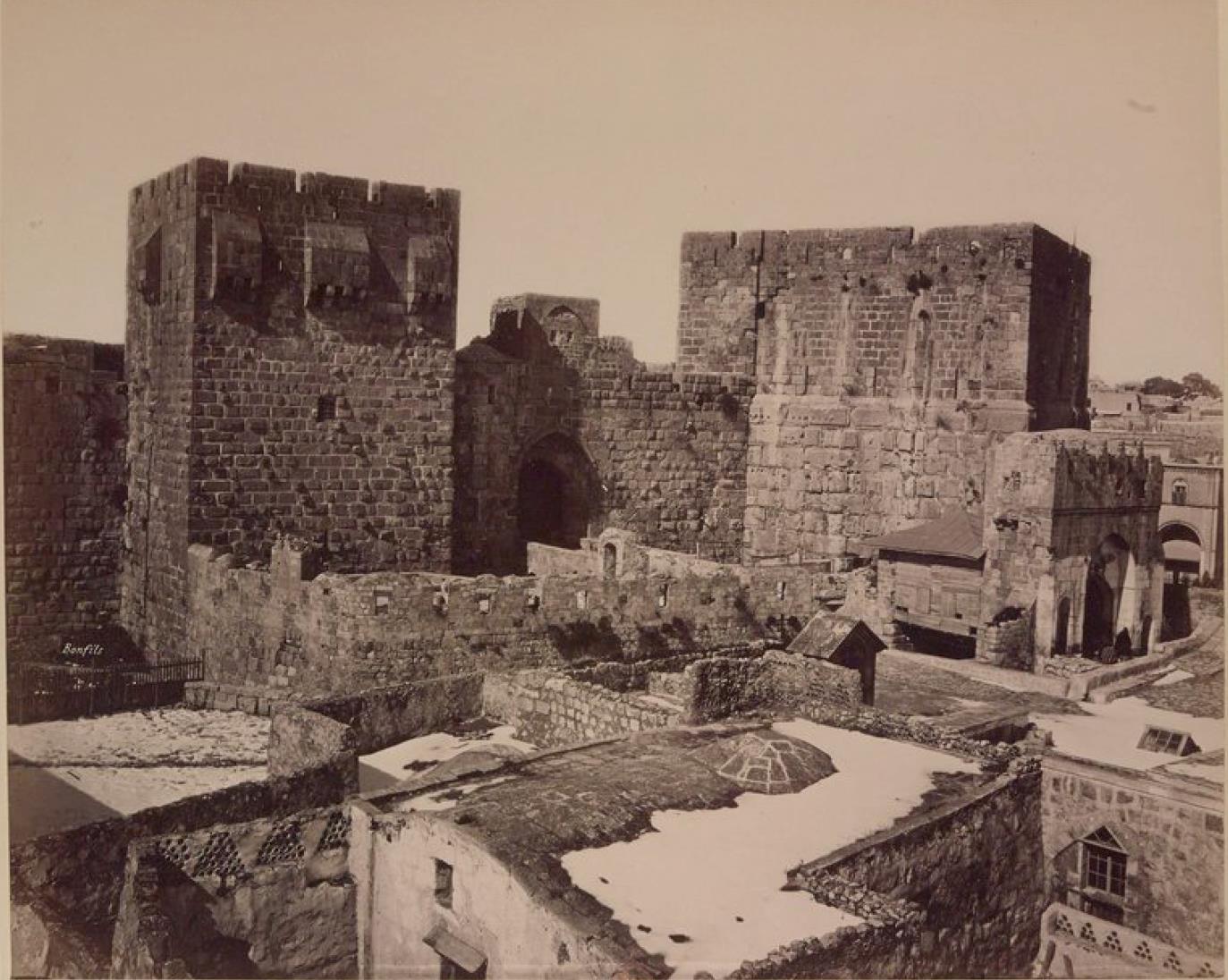 07. Иерусалим. Башня Давида