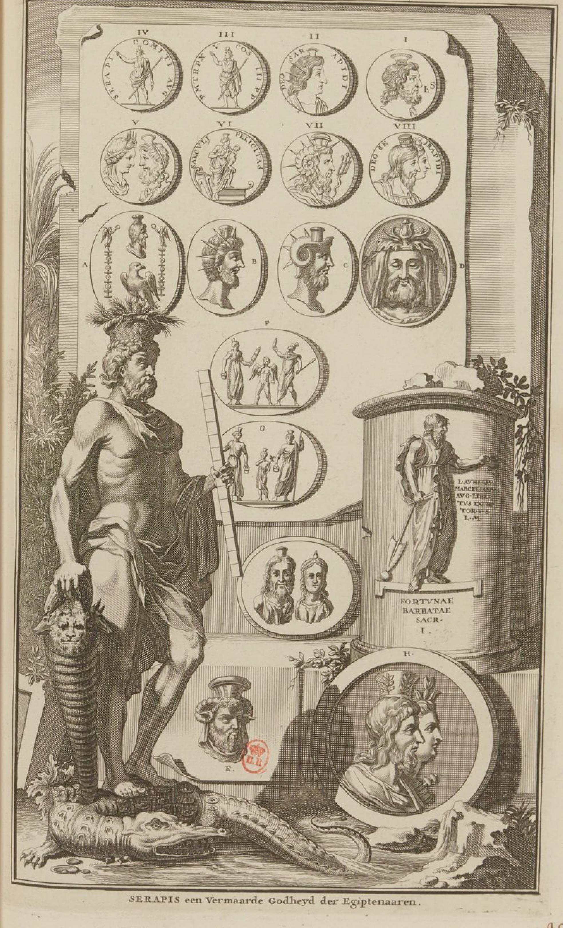 26. Серапис, идолы