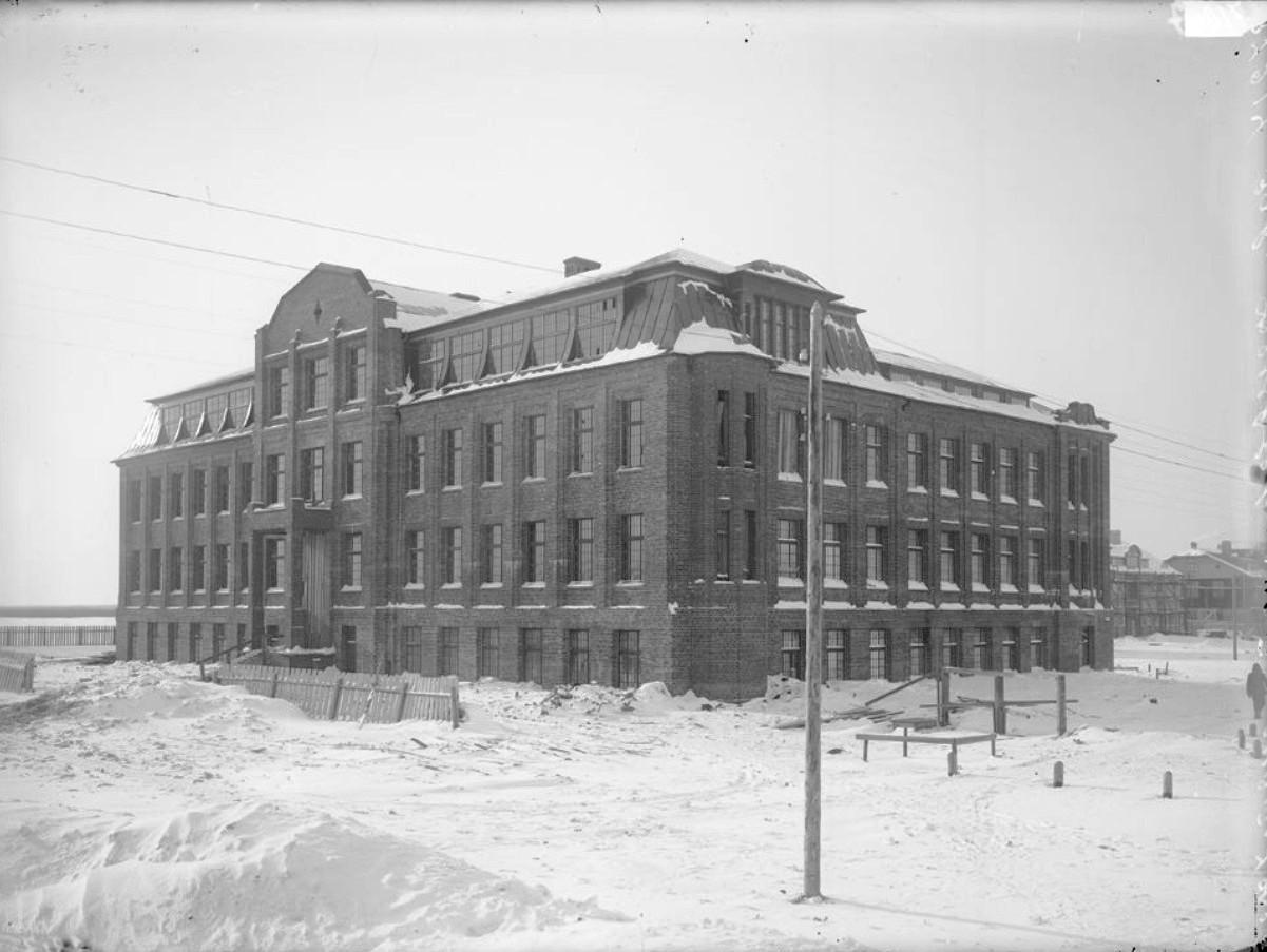 Завод «Фельзер» Здание главной конторы. 1915