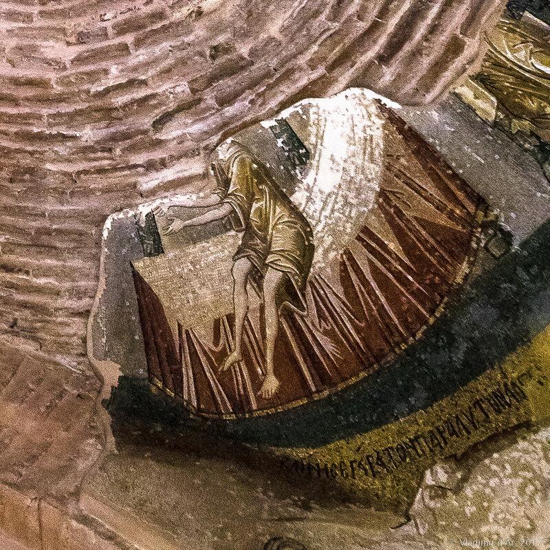 Мозаики Хоры