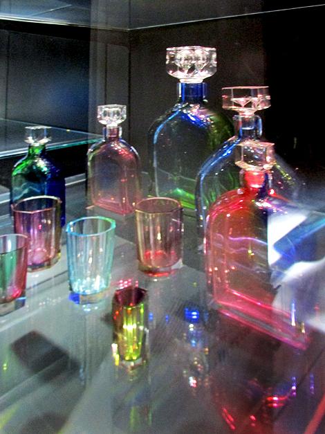 черный зал музей стекла СПБ