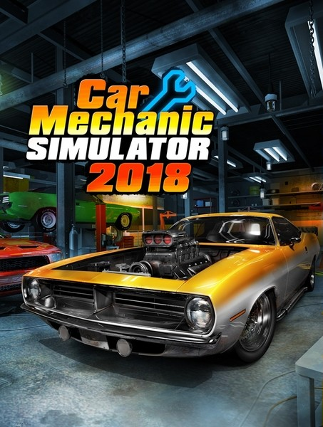 Car Mechanic Simulator 2018 (2017/RUS/ENG/MULTi12/RePack by xatab)