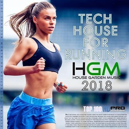 VA - Tech House For Runing: House Garden Music (2018)