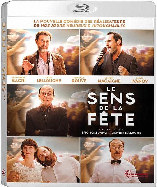Праздничный переполох / Le sens de la fête (2017/BDRip/HDRip)