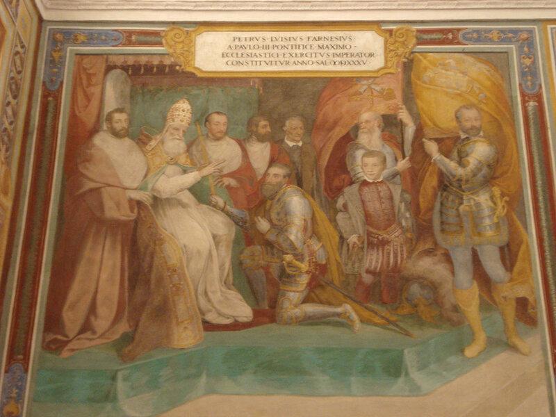 024-Павел III назначает Пьерлуиджи Фарнезе капитаном Церкви.jpg