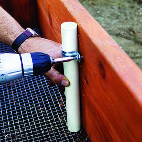 Установка грядки-короба на скорую руку, практические советы