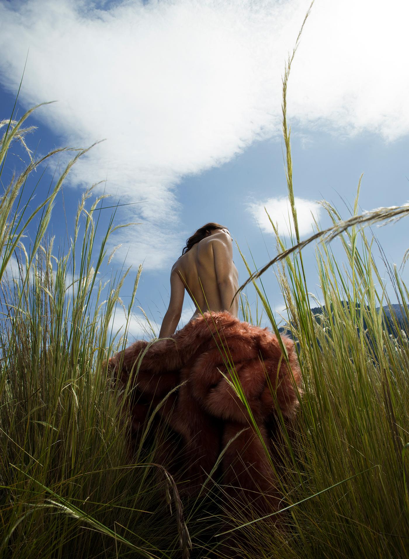 Liliana Camba для GQ Portugal / фотограф Jvdas Berra