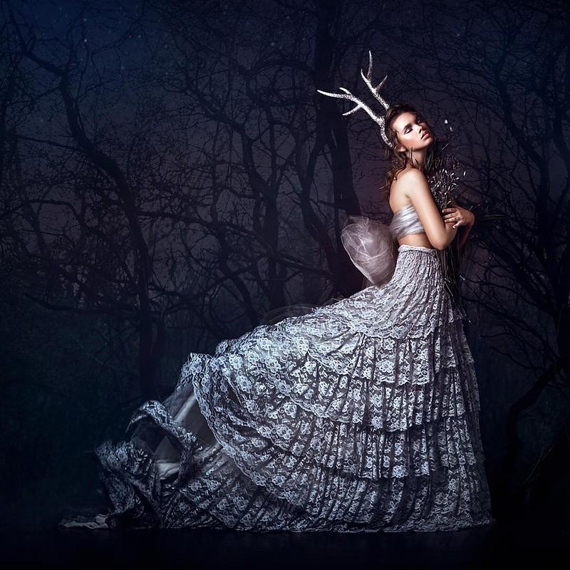 0 17e871 d3ff9d87 orig - Магические портреты девушек от Беллы Котак