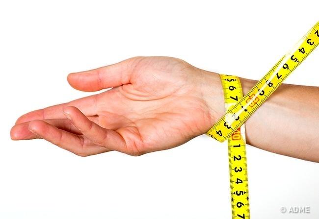 Идеального тела можно достичь, если знать объем запястья и1принцип питания (5 фото)