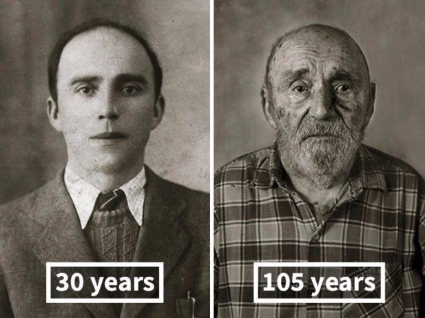 Людвик Чибик, 20 лет и 102 года
