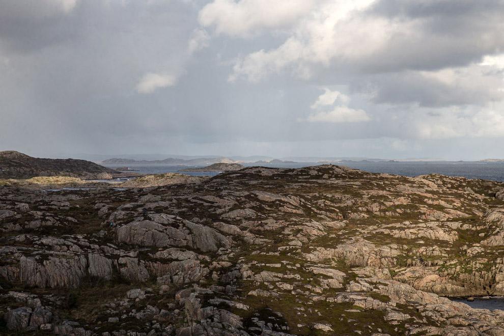 Почти 100% электричества в Норвегии вырабатывается за счет энергии воды и ветра.