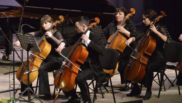 ВБрянске перекрестный год музыки Австрии и РФ открыли Рождественским концертом