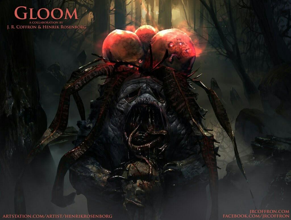 Суровые покемоны глазами художника J. R. Coffron