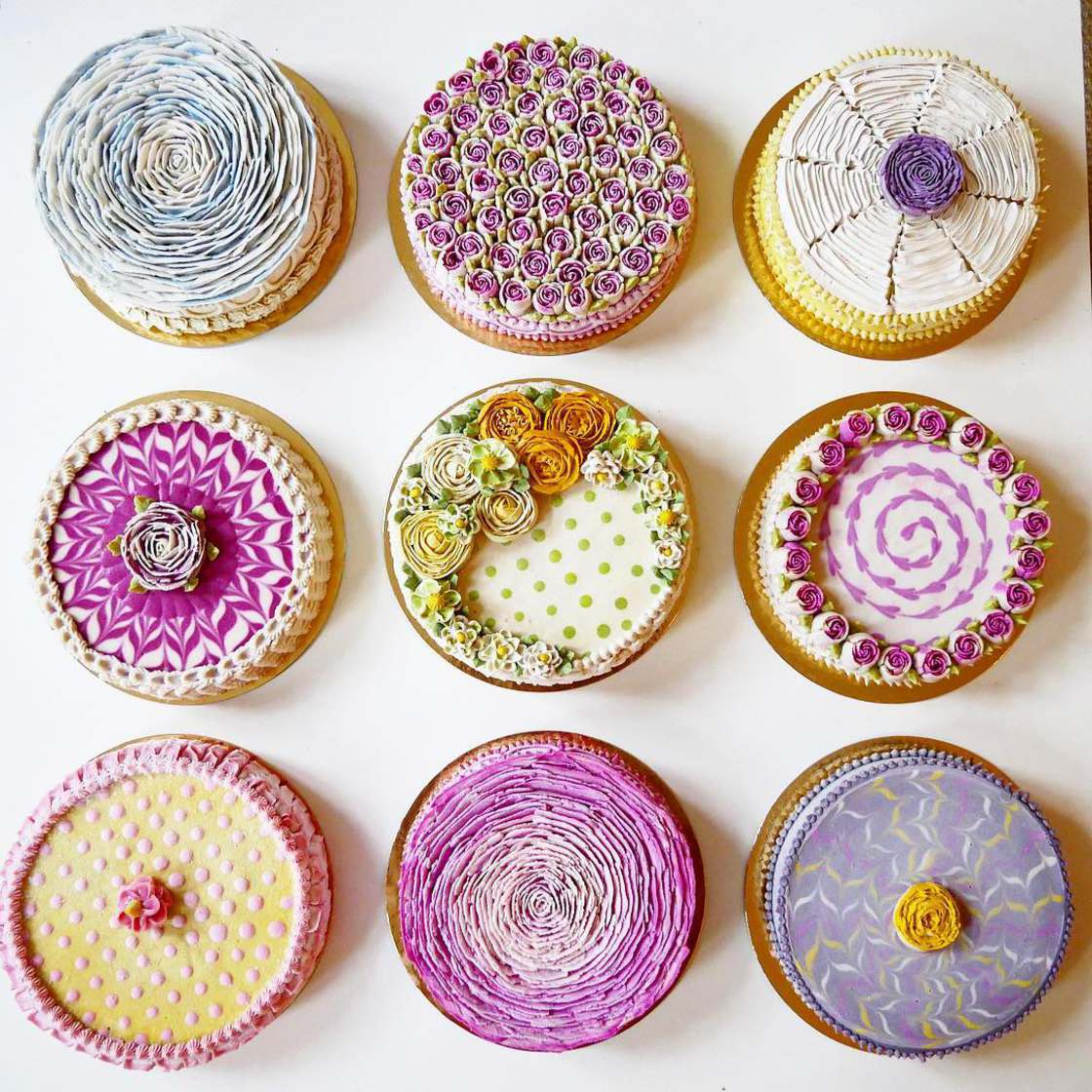 The vegan cakes of Culinary Dots are real works of art