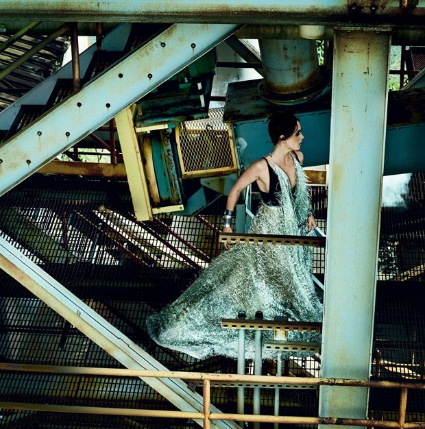 The Last Jedi: Daisy Ridley Stuns for American Vogue November 2017