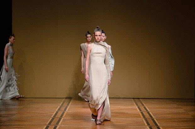 Antonio Grimaldi Spring Summer 2018 Couture Collection