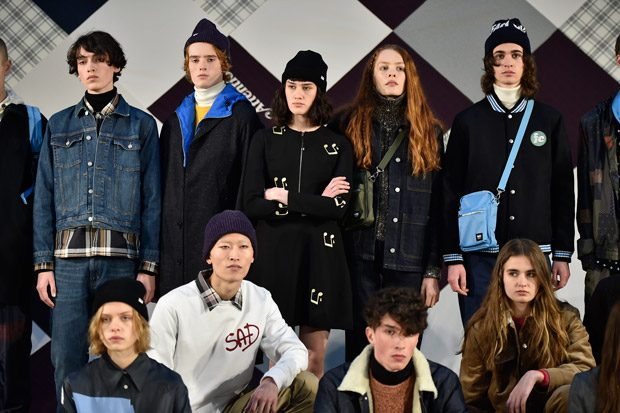 LFWM: Wood Wood Fall Winter 2018.19 Before and After Collection