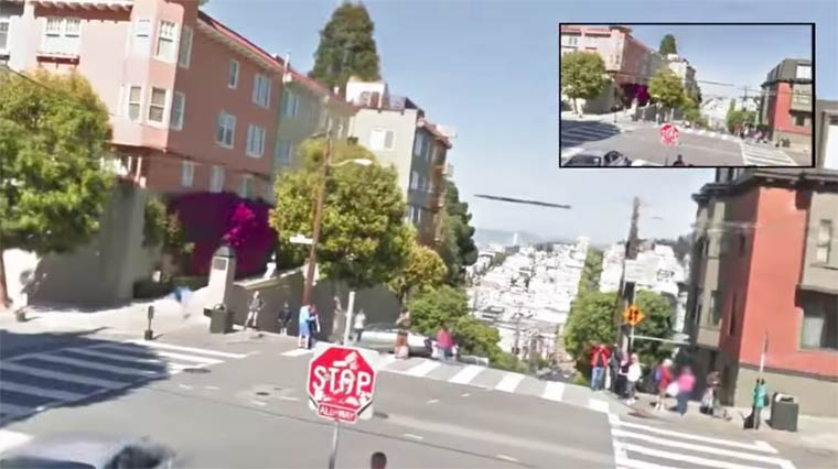 DeepStereo – Google researchers transform 2D pictures into amazing 3D tour