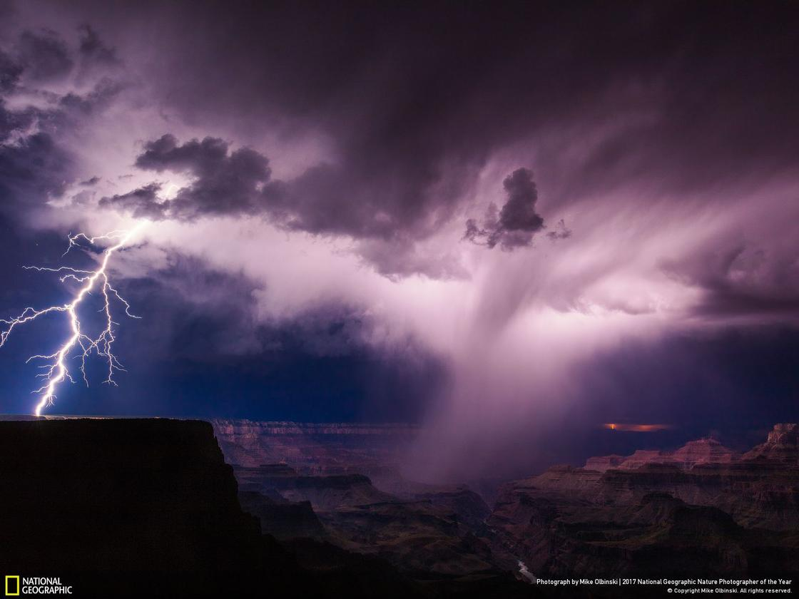 © MIKE OLBINSKI / National Geographic Your Shot